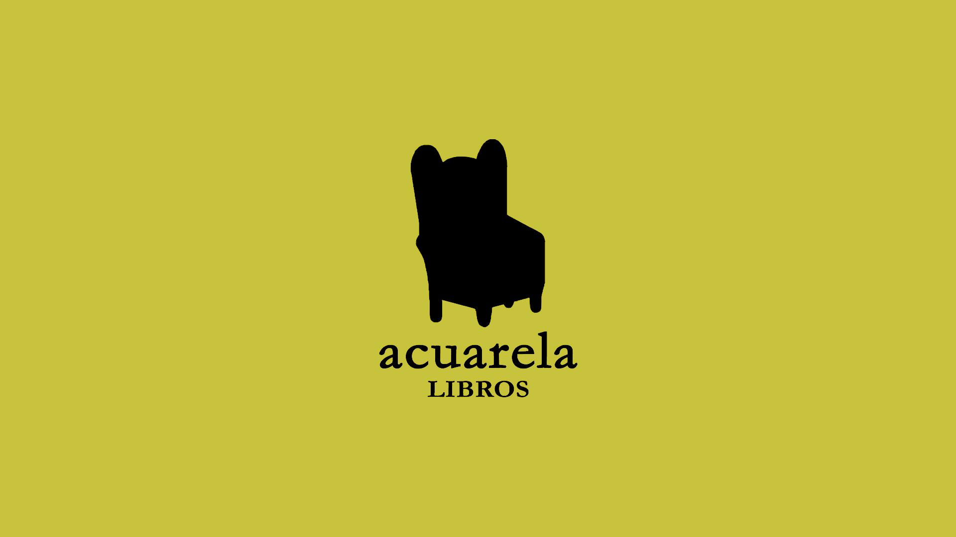 Acuarela Libros, web hecha por murciègalo