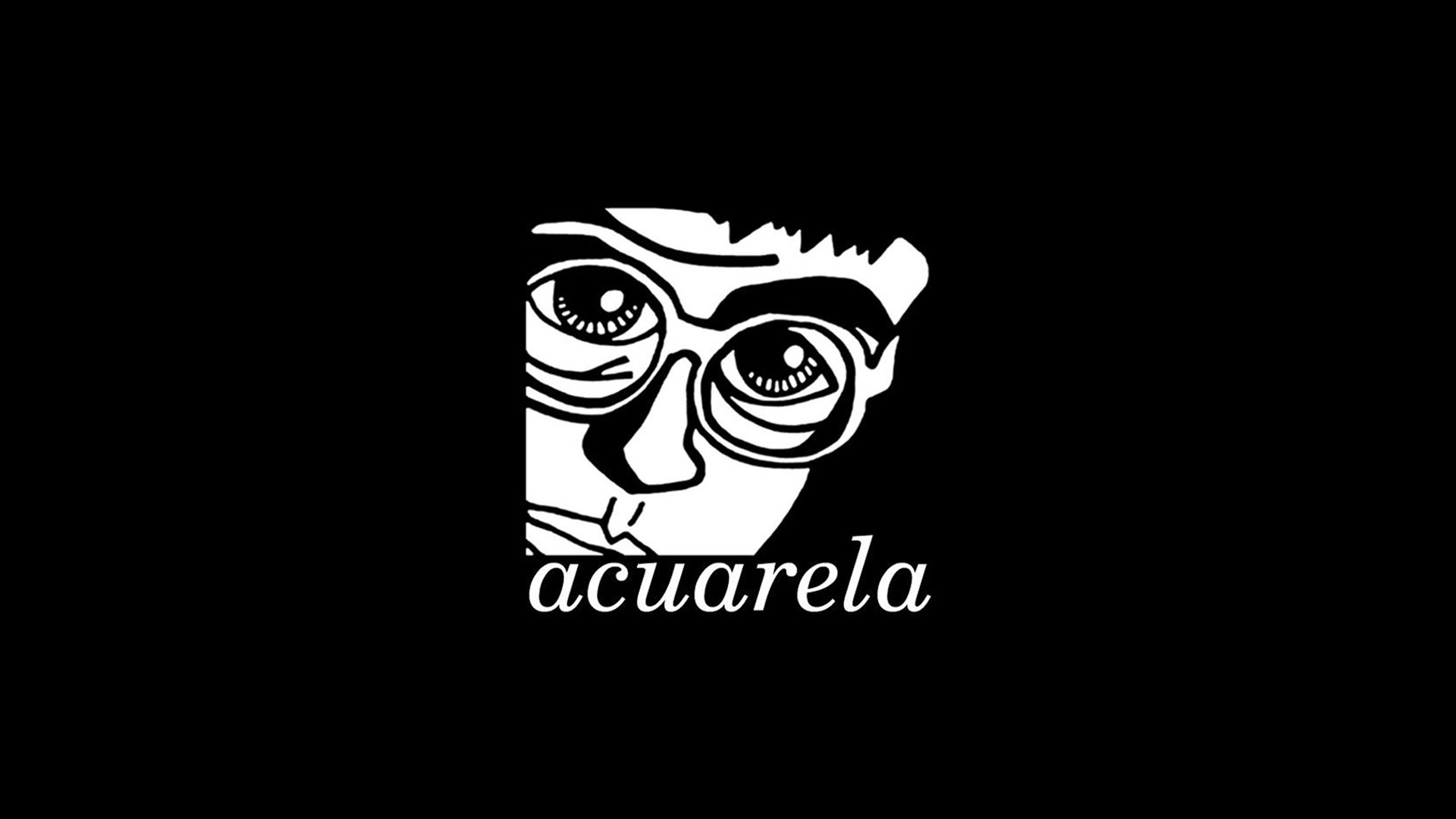Acuarela Discos, web hecha por murciegalo en 2000