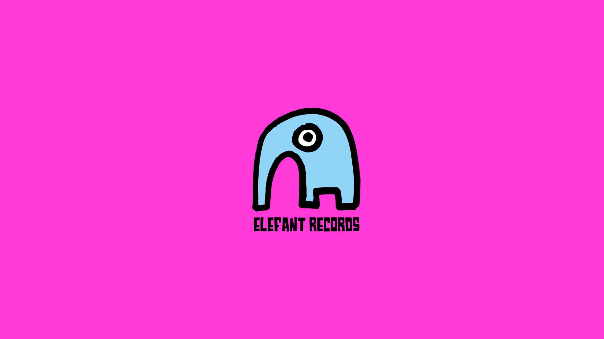 Elefant Records, web hecha por murciegalo en 2000