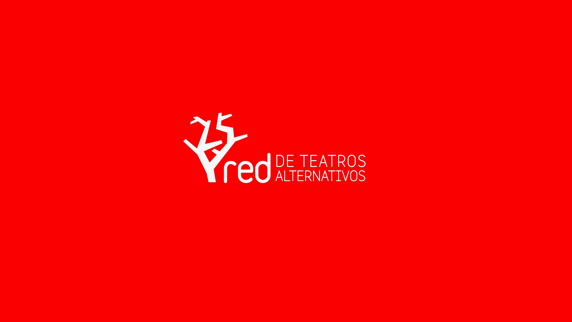 Red de Teatros Alternativos, web hecha por murciègalo