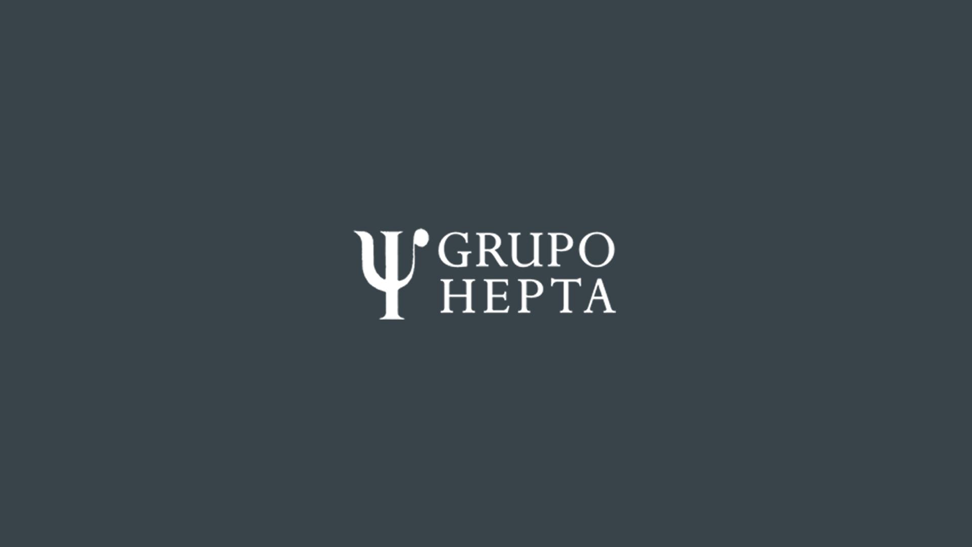 Grupo Hepta, web hecha por murciègalo