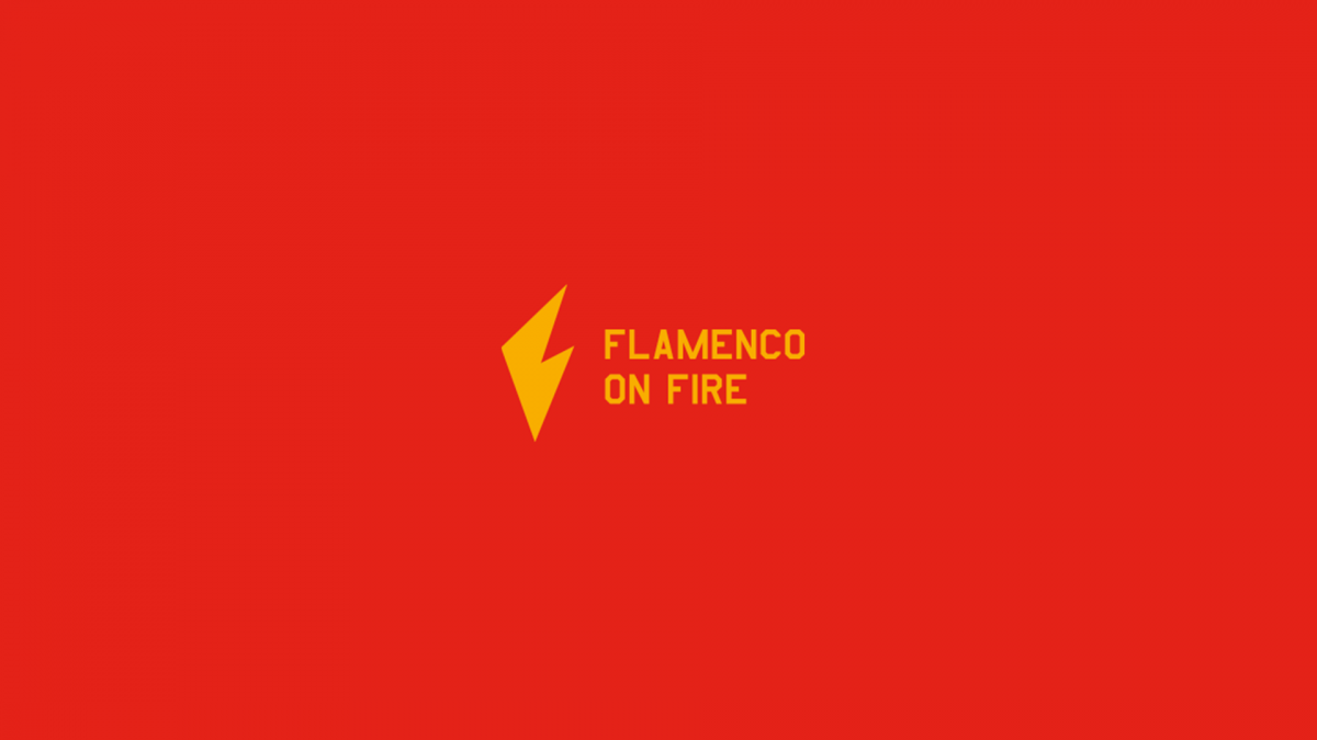 Flamenco on Fire, web hecha por murciègalo en 2014