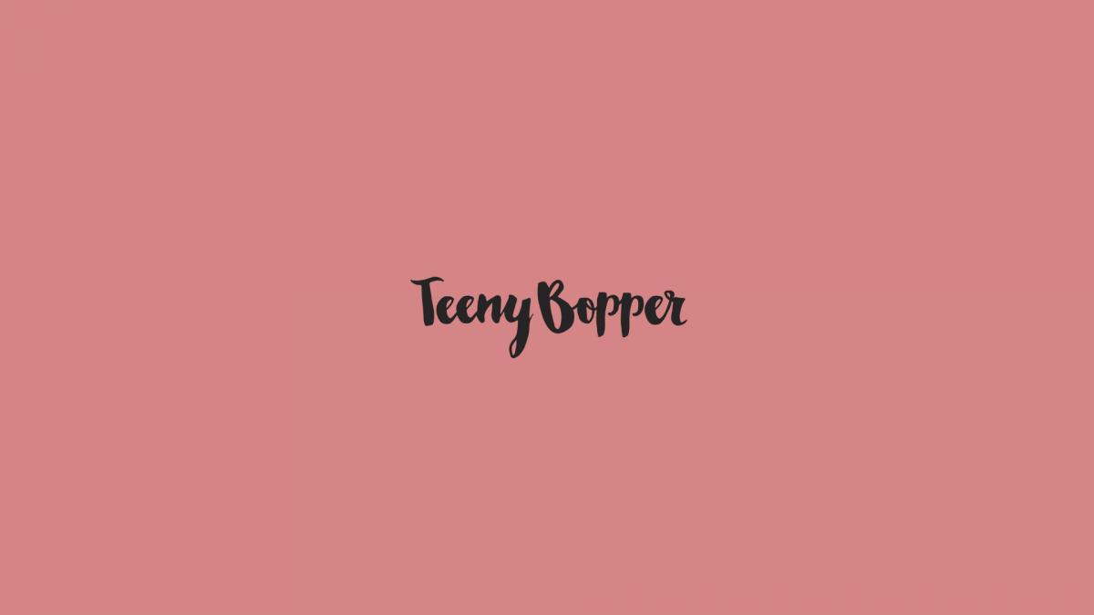 Teeny Bopper, web hecha por murciègalo en 2015