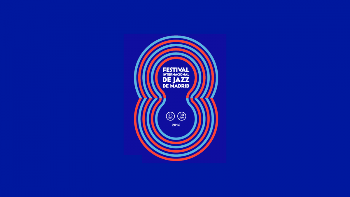 Festival Internacional de Jazz de Madrid, web hecha por murciègalo en 2016