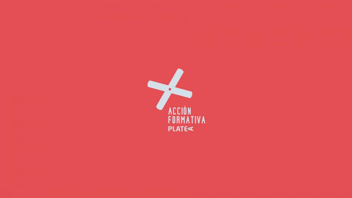 Acción Formativa Platea, web hecha por murciègalo en 2016