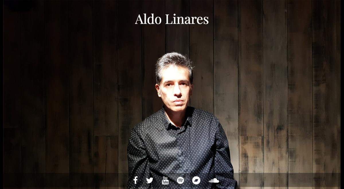 Aldo Linares, contacto