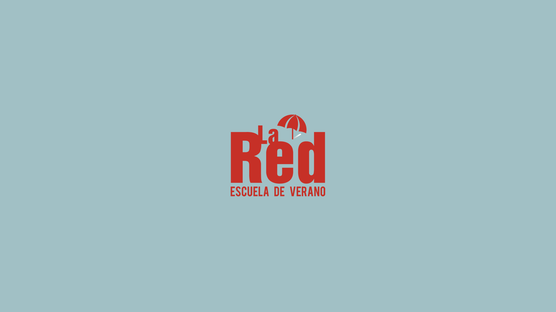Escuela de Verano de La Red, web hecha por murciègalo en 2017