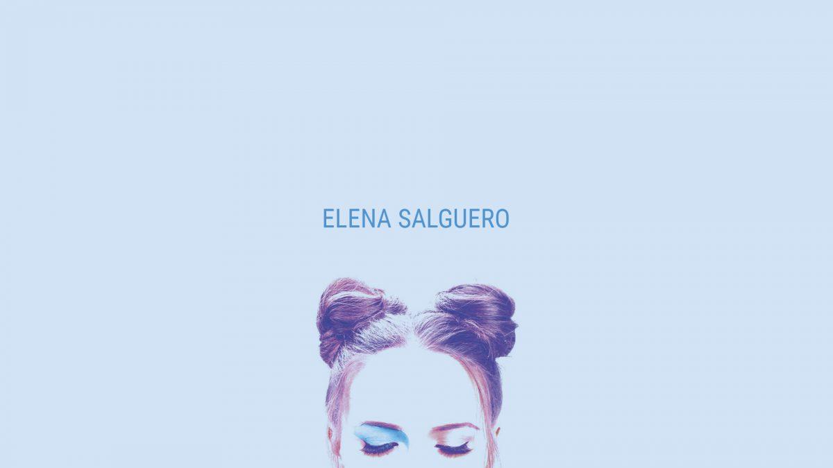 Elena Salguero, web hecha por murciègalo en 2018