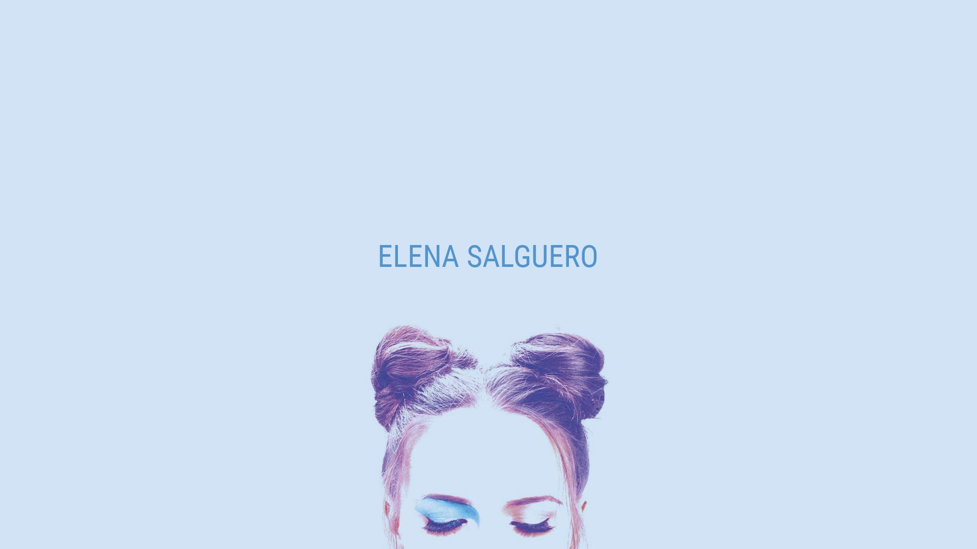Elena Salguero, web hecha por murciègalo
